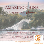 Photo Exhibition AMAZING CHINA