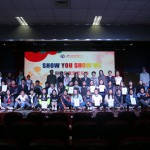 2019 Exchange Lux Delegation in Chinese School