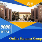 2020 BFSU ONLINE SUMMER CAMP