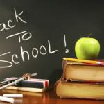 BACK TO SCHOOL SEASON